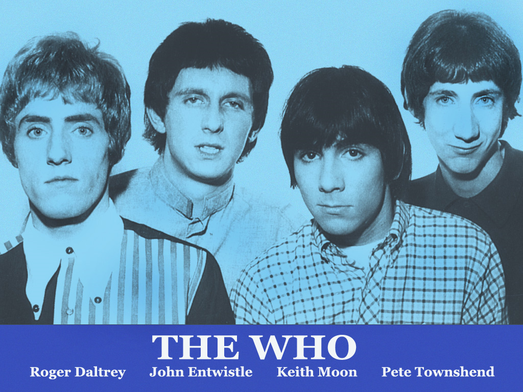 Music Wallpaper: The Who