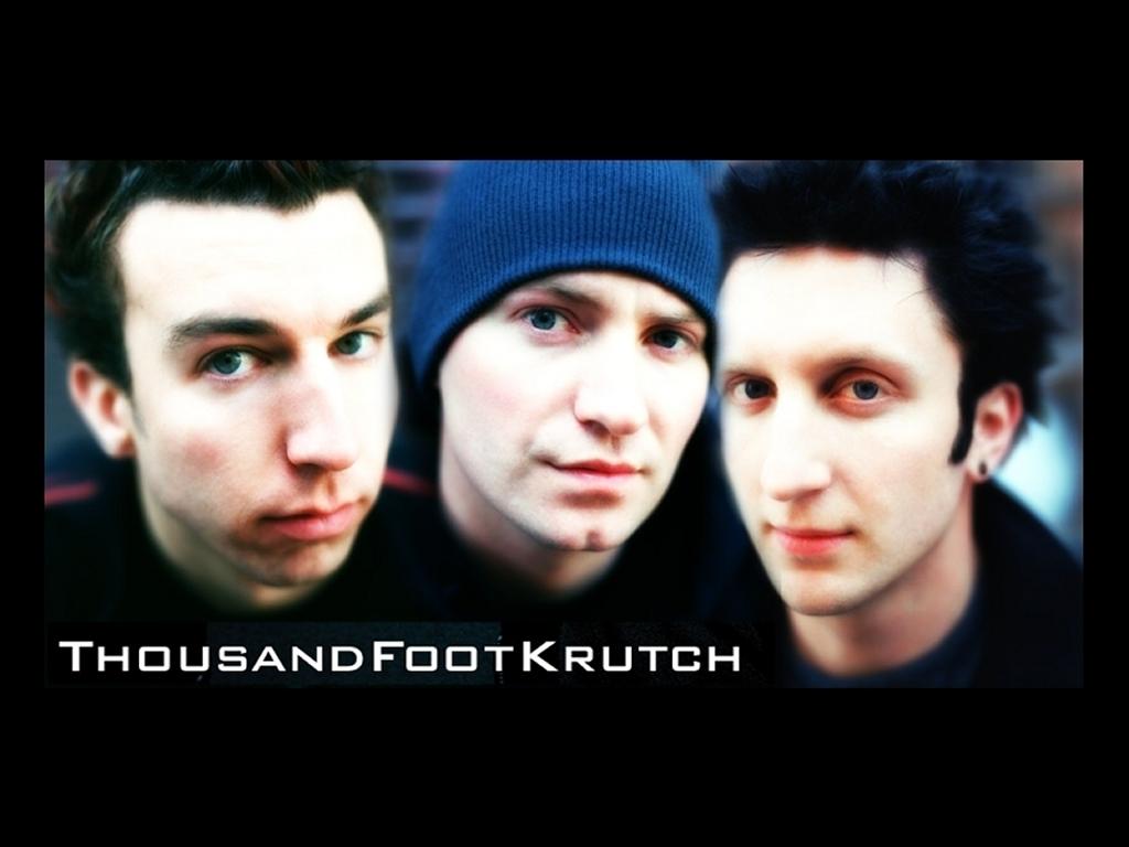 Music Wallpaper: Thousand Foot Krutch