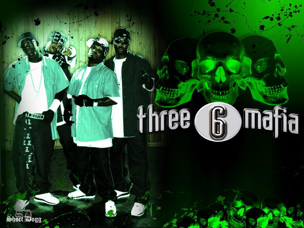 Music Wallpaper: Three Six Mafia