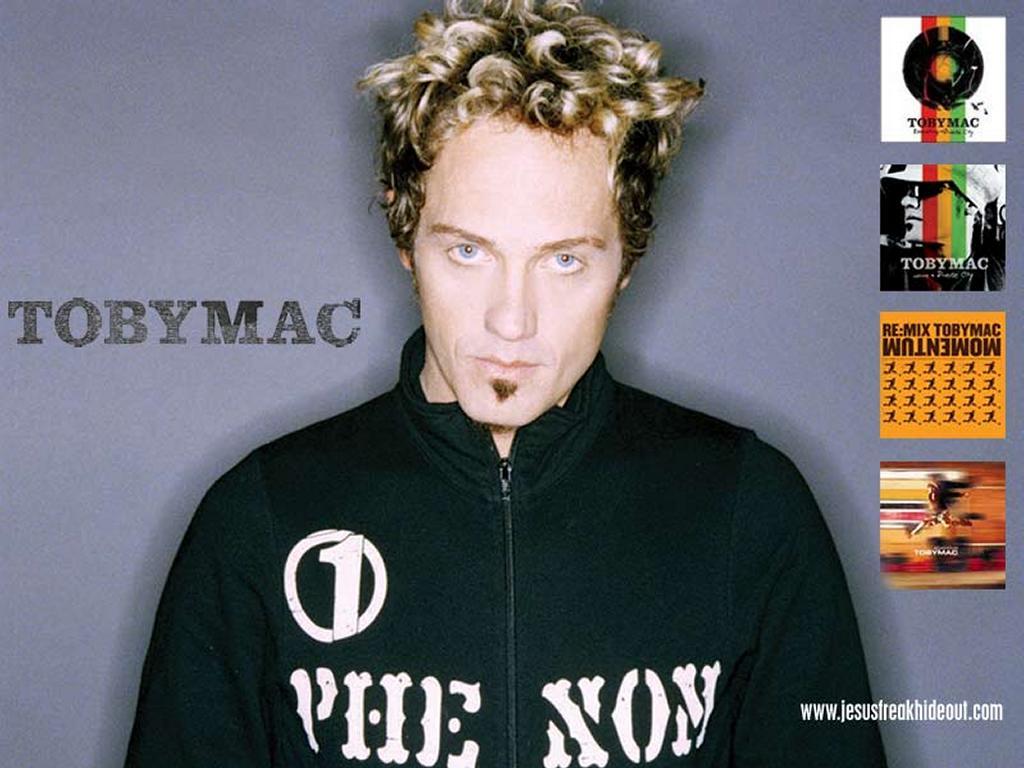 Music Wallpaper: Tobymac
