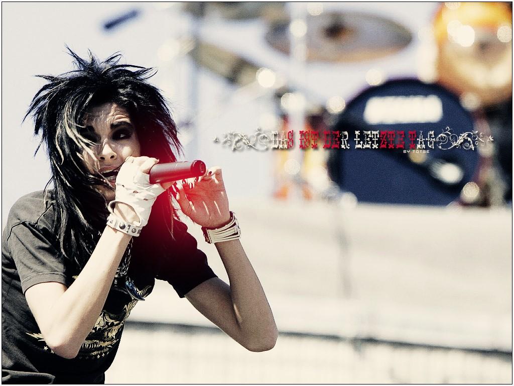 Music Wallpaper: Tokio Hotel