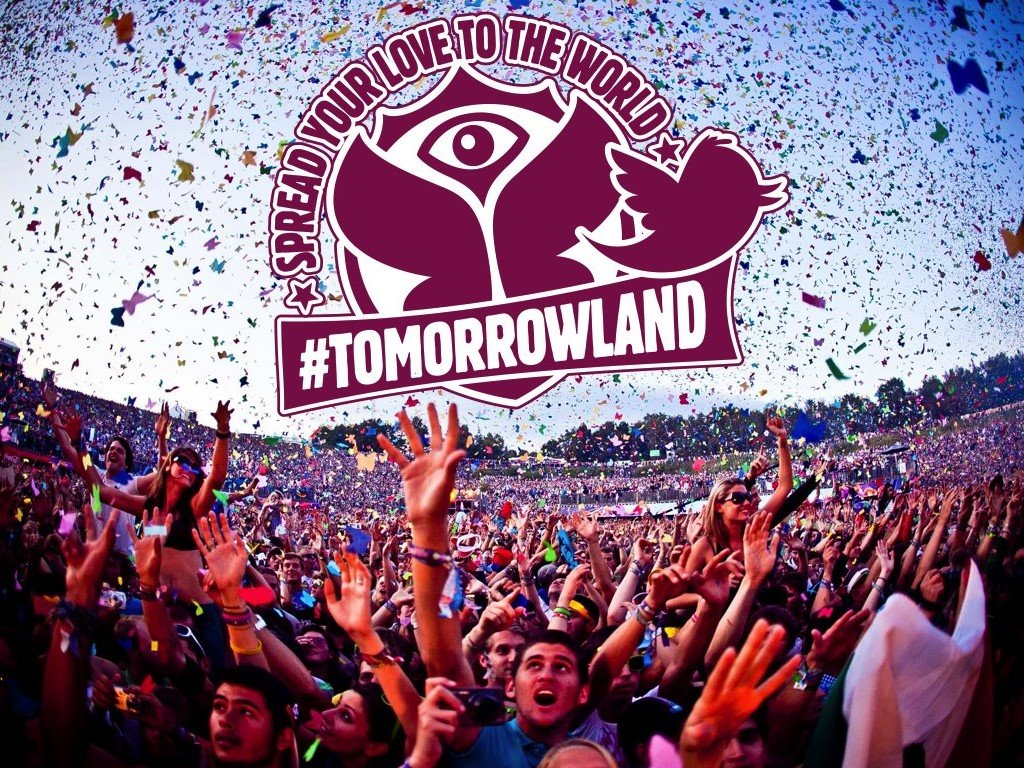 Music Wallpaper: Tomorrowland