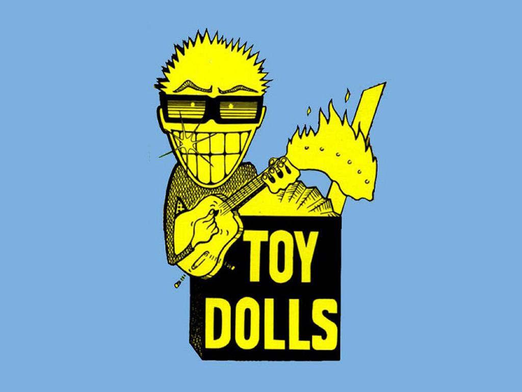 Music Wallpaper: Toy Dolls