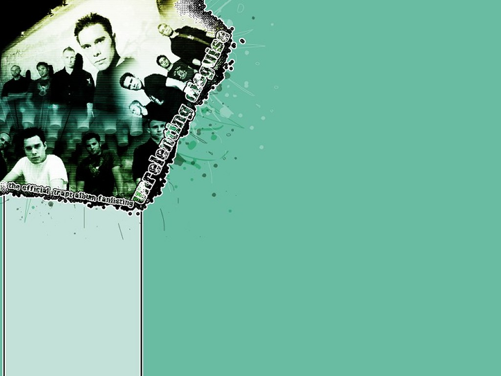 Music Wallpaper: Trapt