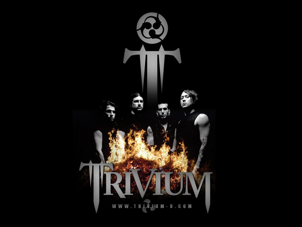 Music Wallpaper: Trivium