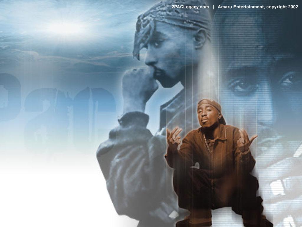 Music Wallpaper: Tupac