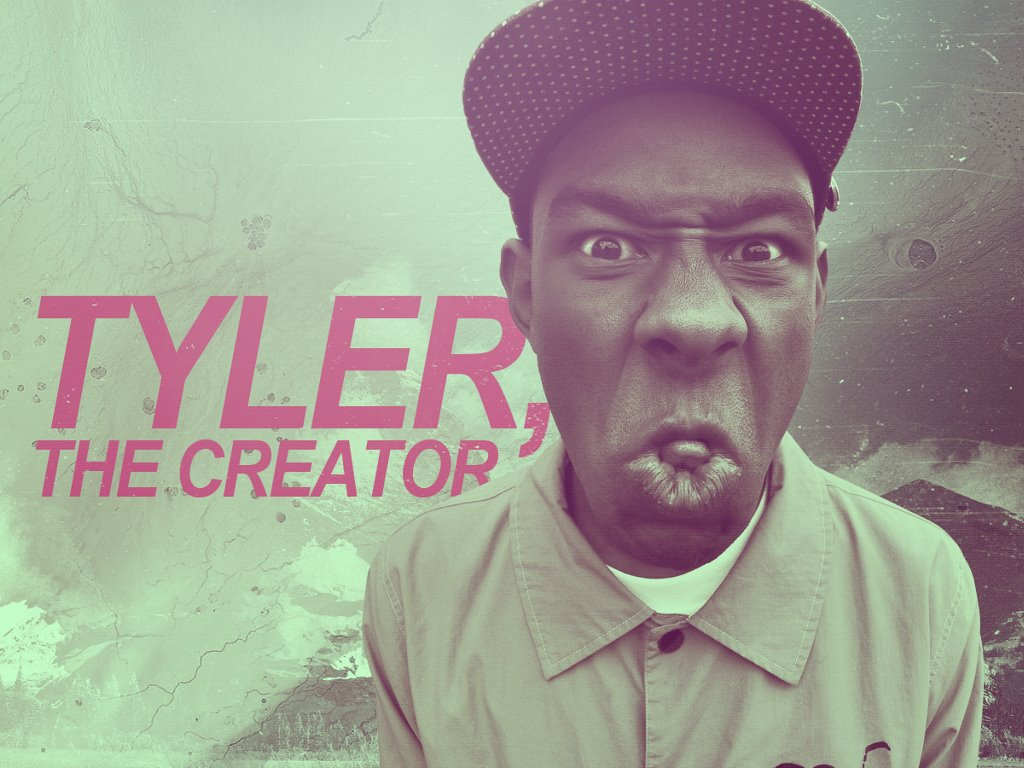 Music Wallpaper: Tyler the Creator