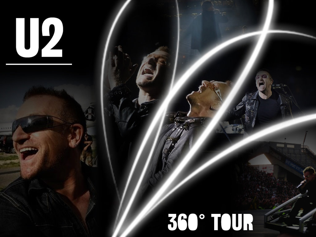 Music Wallpaper: U2 - 360° Tour