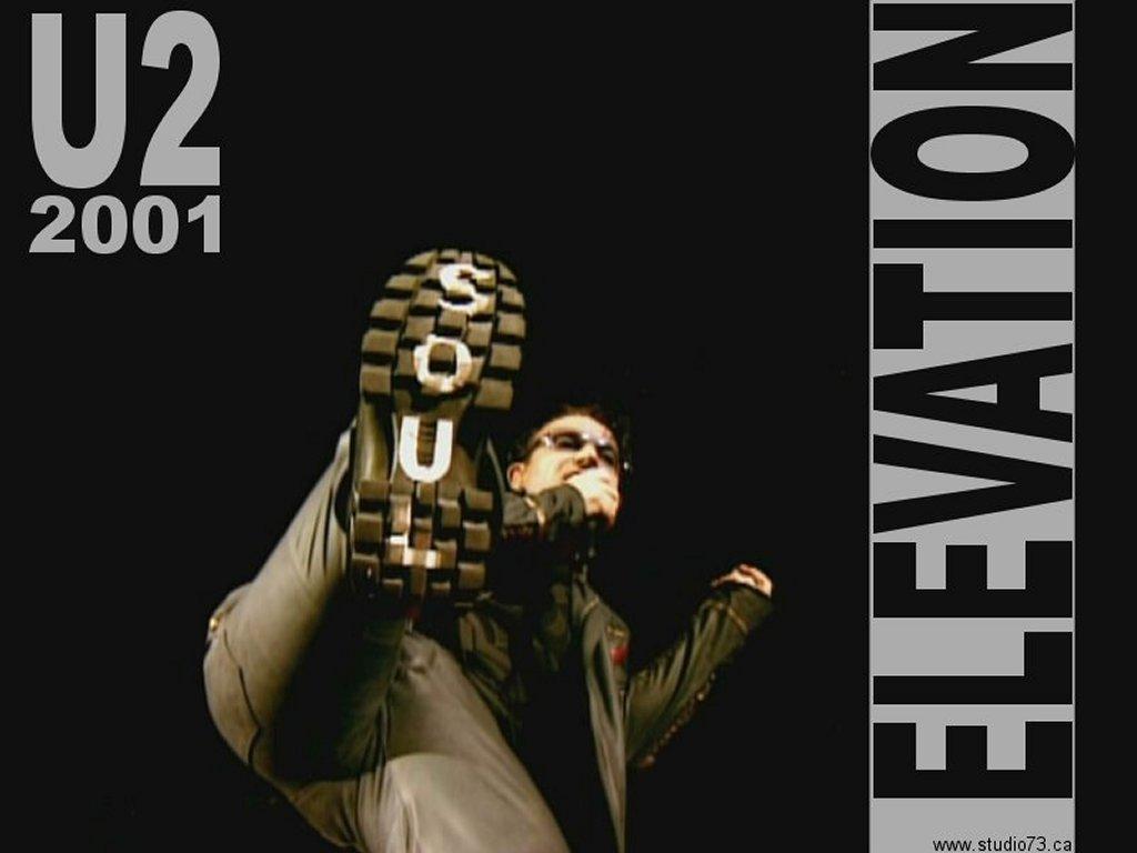 Music Wallpaper: U2 - Elevation