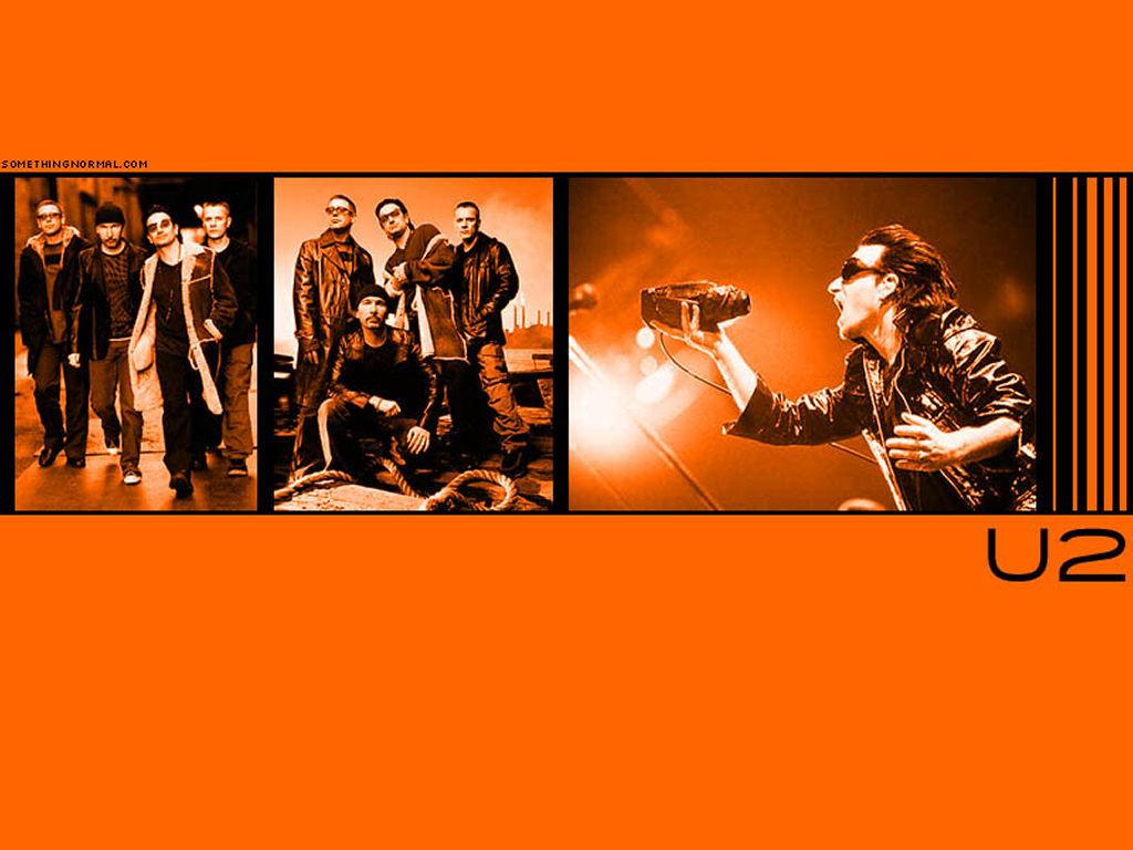 Music Wallpaper: U2 - Something Normal