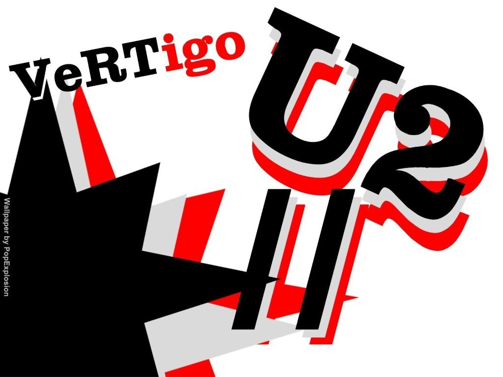 Music Wallpaper: U2 - Vertigo