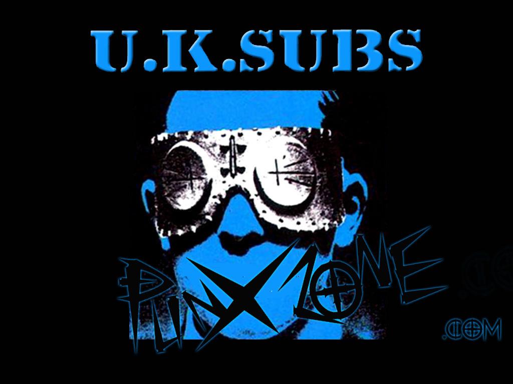 Music Wallpaper: U.K. Subs