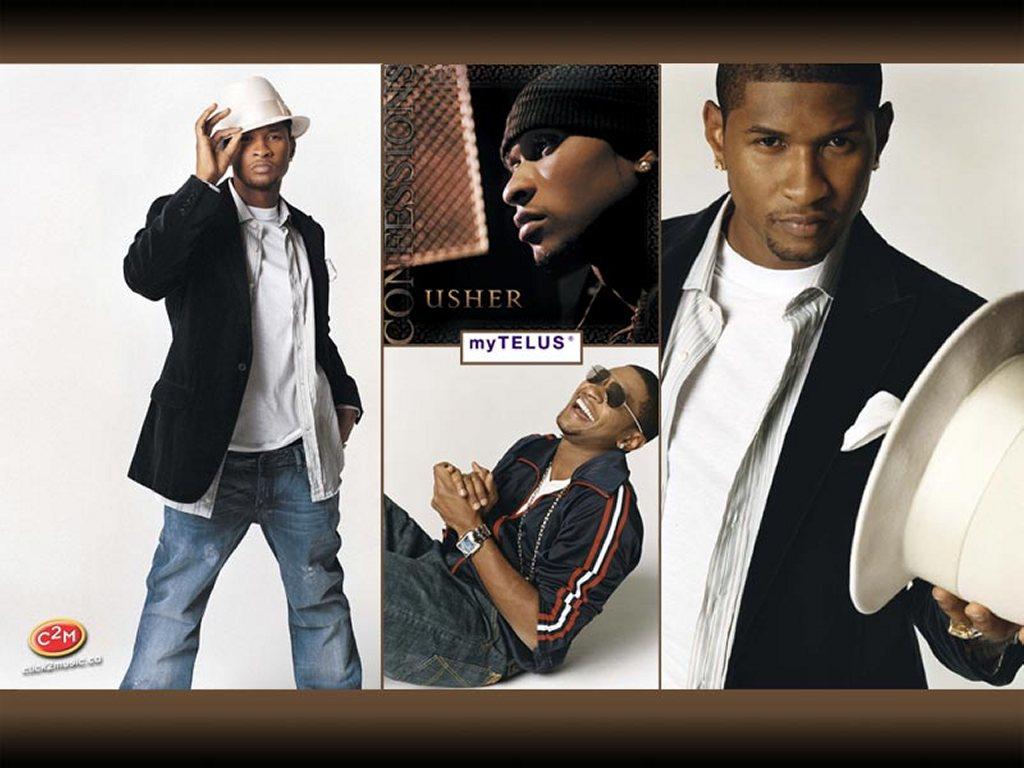 Music Wallpaper: Usher