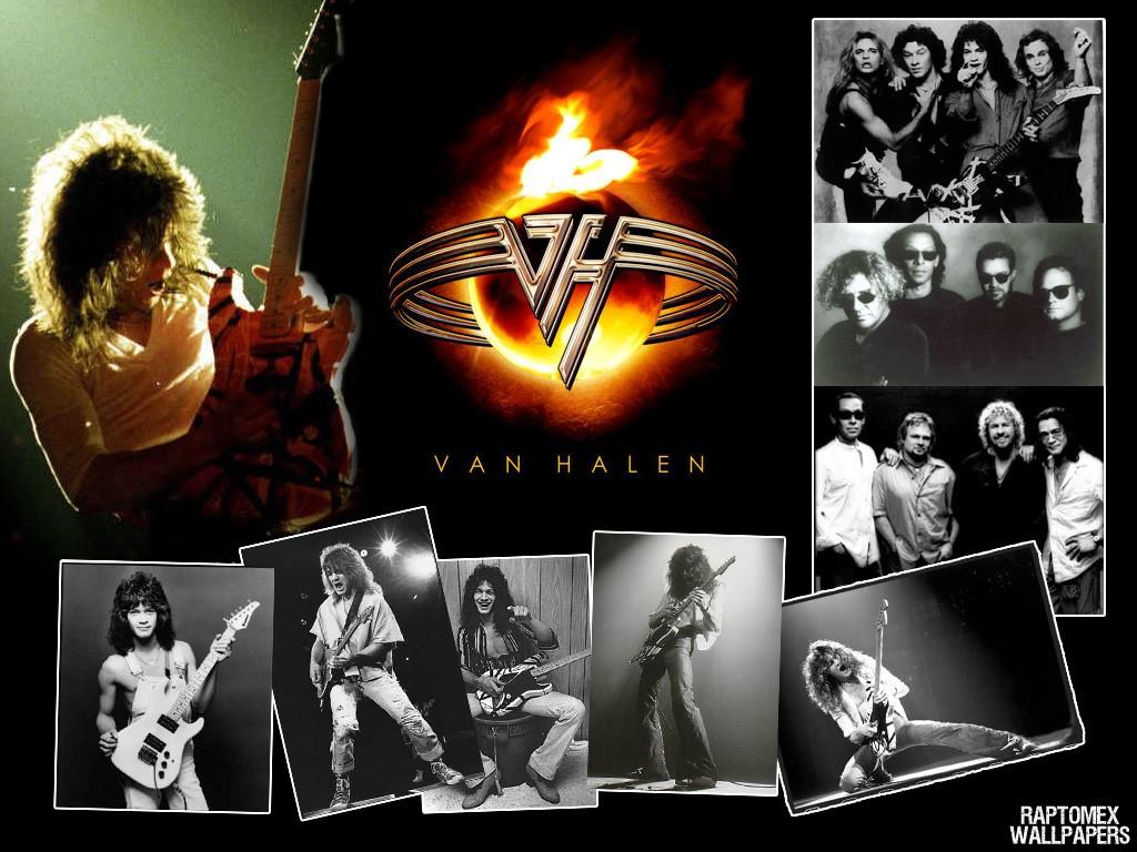 Music Wallpaper: Van Halen