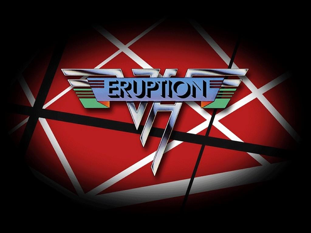 Music Wallpaper: Van Halen - Eruption