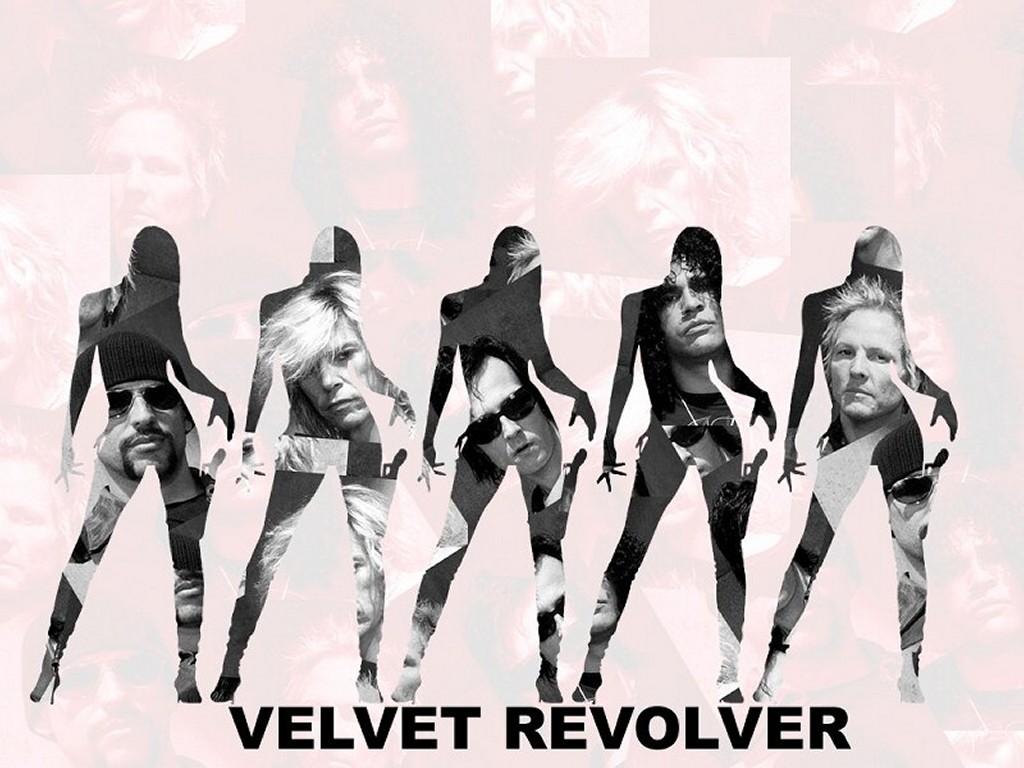 Music Wallpaper: Velvet Revolver