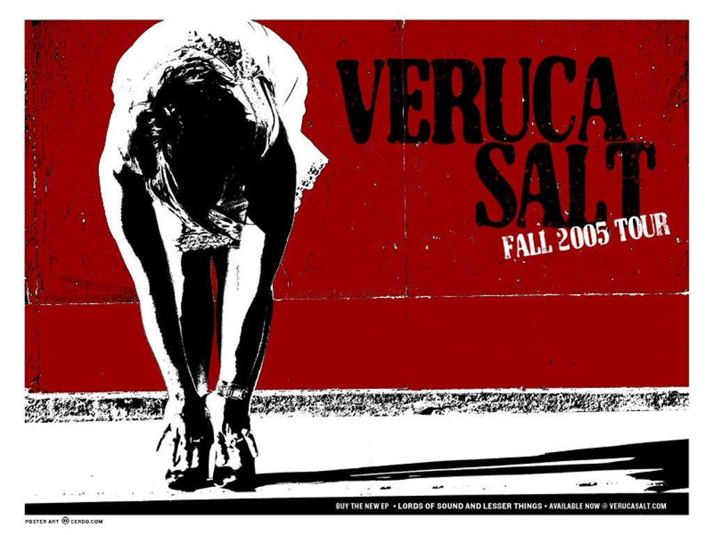 Music Wallpaper: Veruca Salt