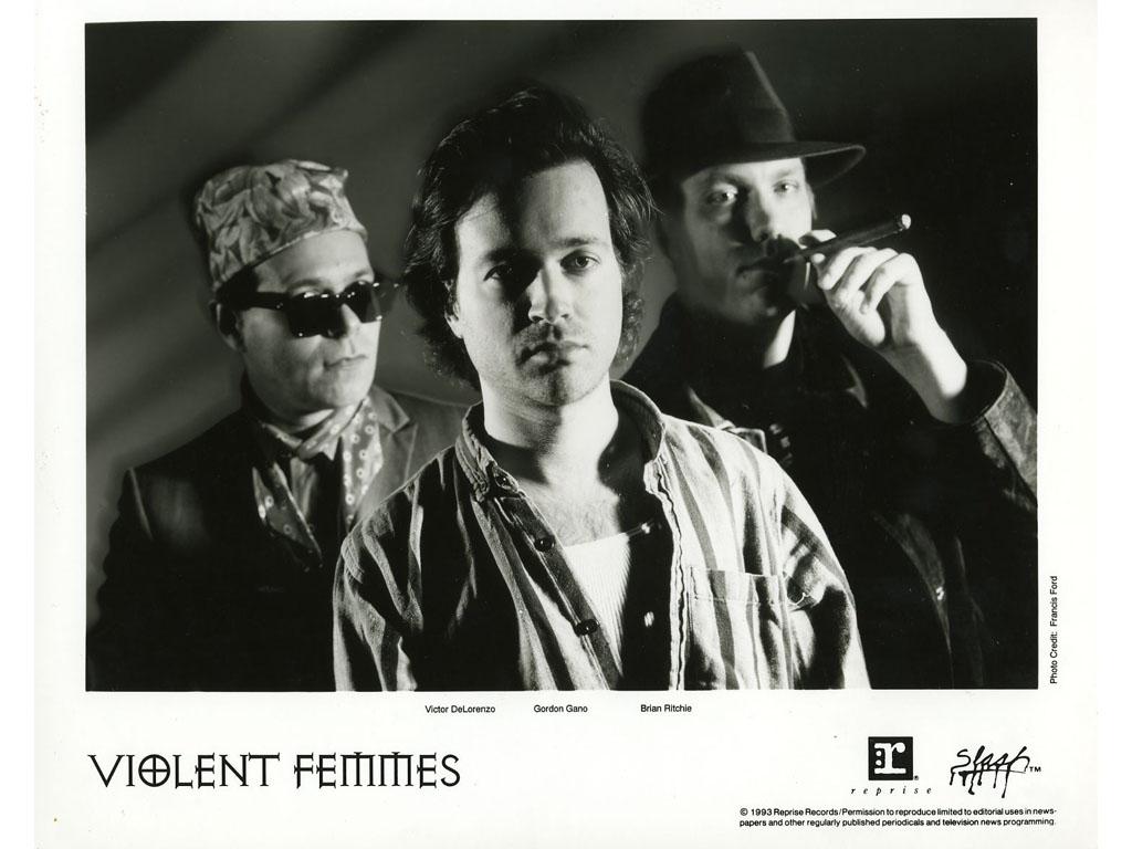 Music Wallpaper: Violent Femmes