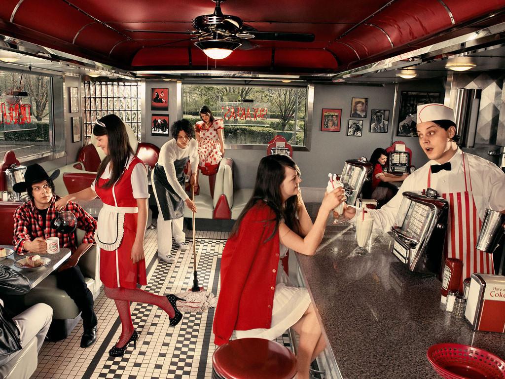 Music Wallpaper: White Stripes