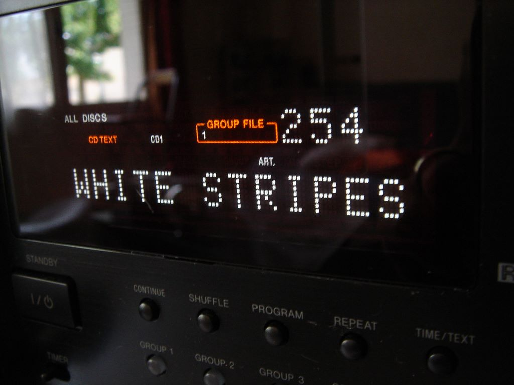Music Wallpaper: White Stripes
