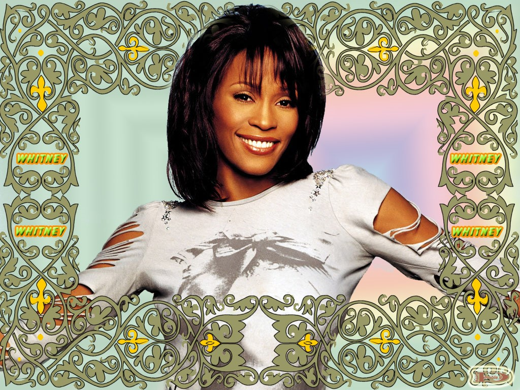 Music Wallpaper: Whitney Houston
