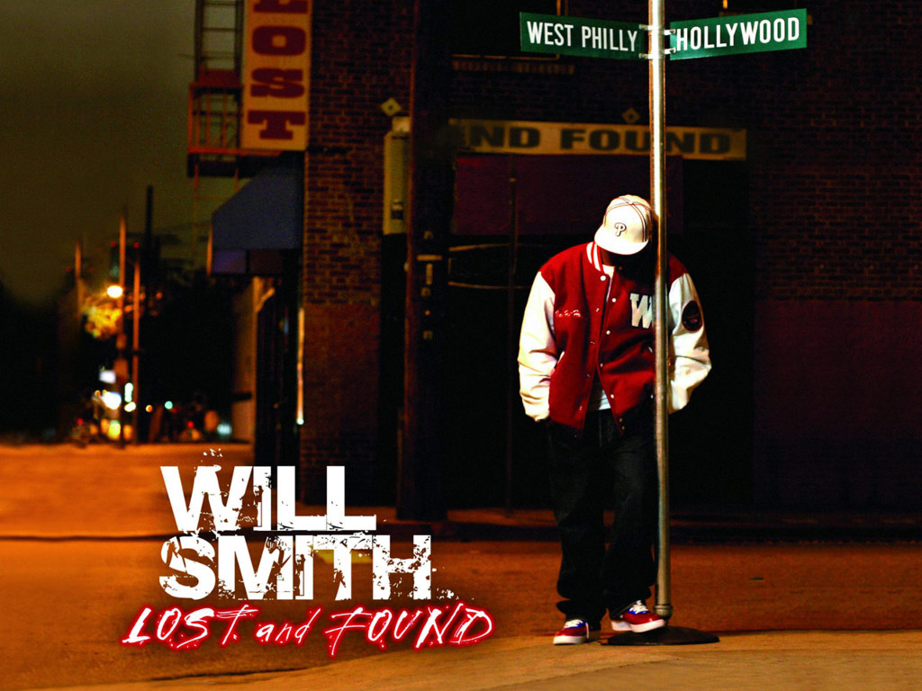 Music Wallpaper: Will Smith - Lost and Found