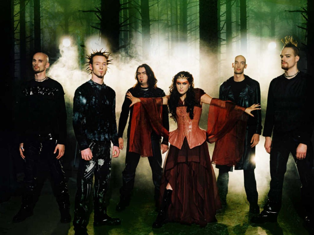 Music Wallpaper: Within Temptation
