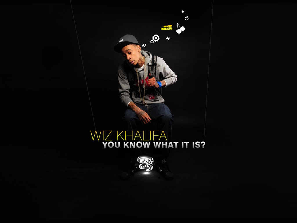 Music Wallpaper: Wiz Khalifa