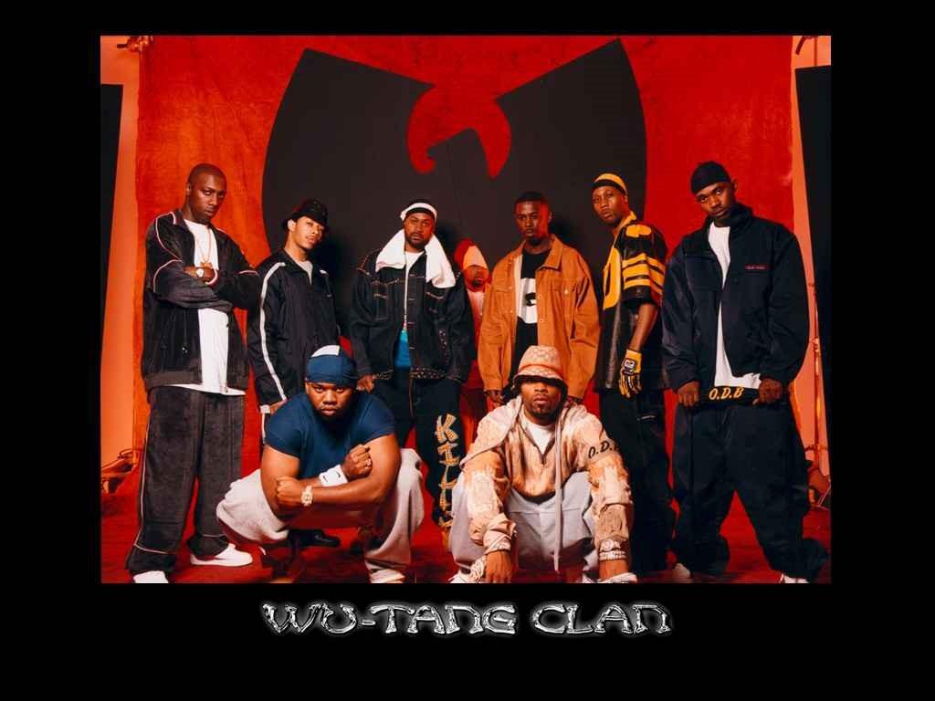 Music Wallpaper: Wu-Tang Clan