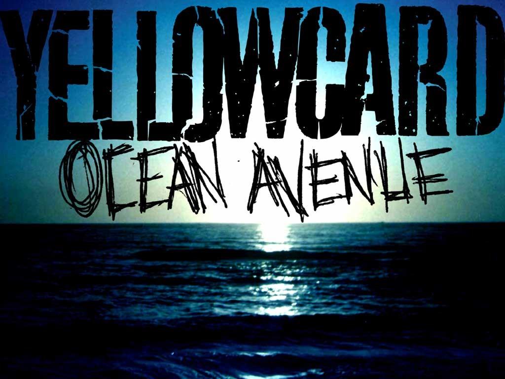 Music Wallpaper: Yellowcard - Ocean Avenue