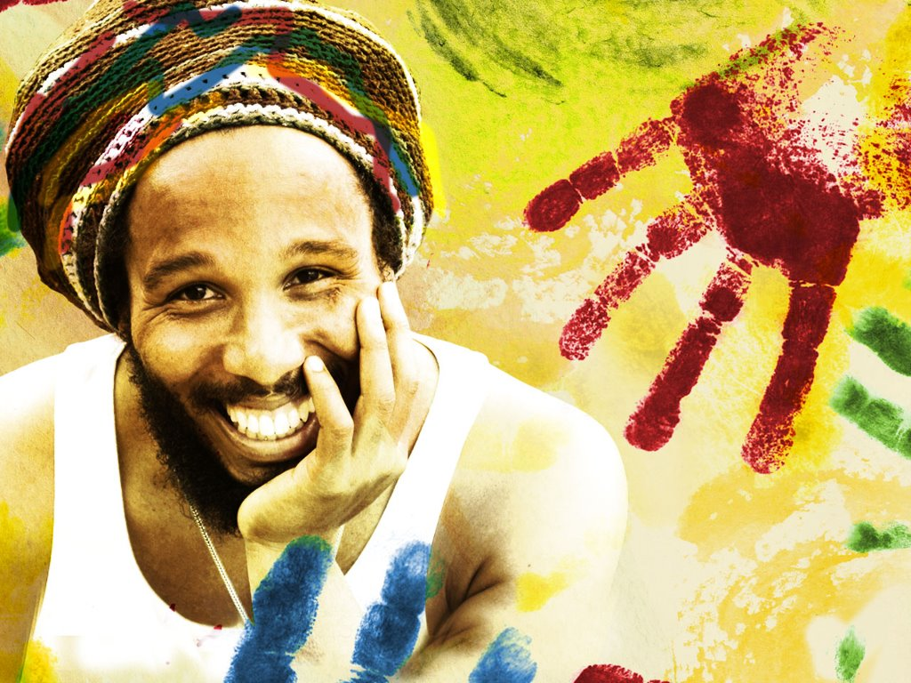 Music Wallpaper: Ziggy Marley