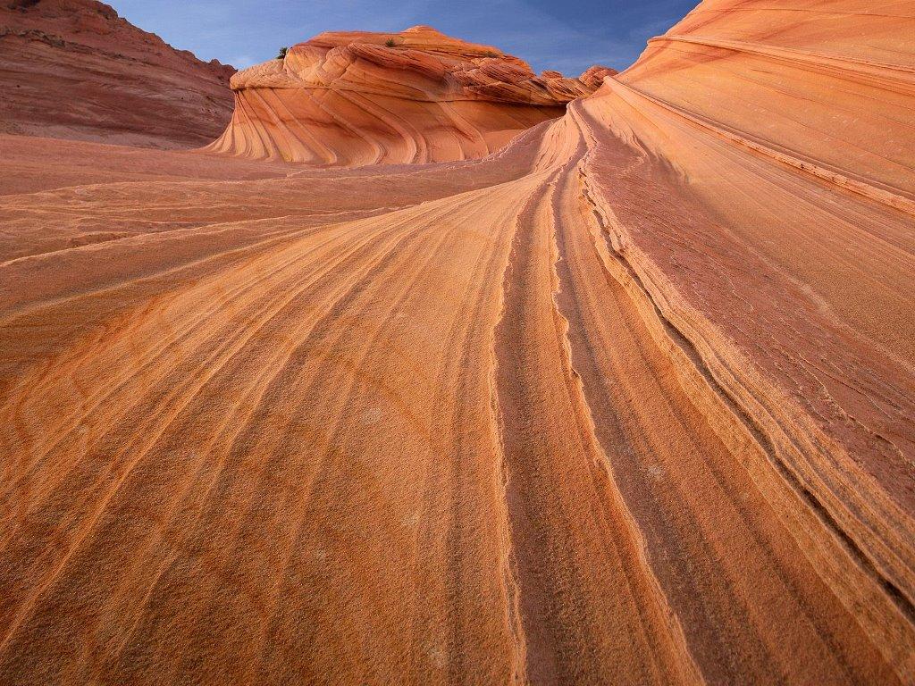 Nature Wallpaper: Abrasive Erosion