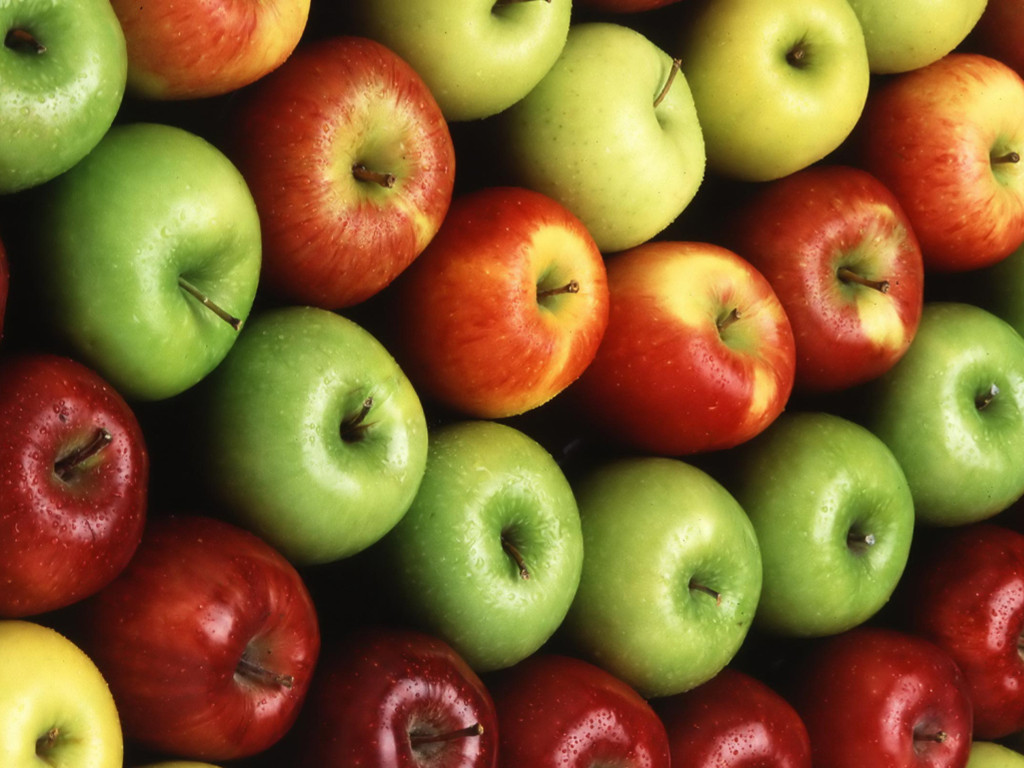 Nature Wallpaper: Apples
