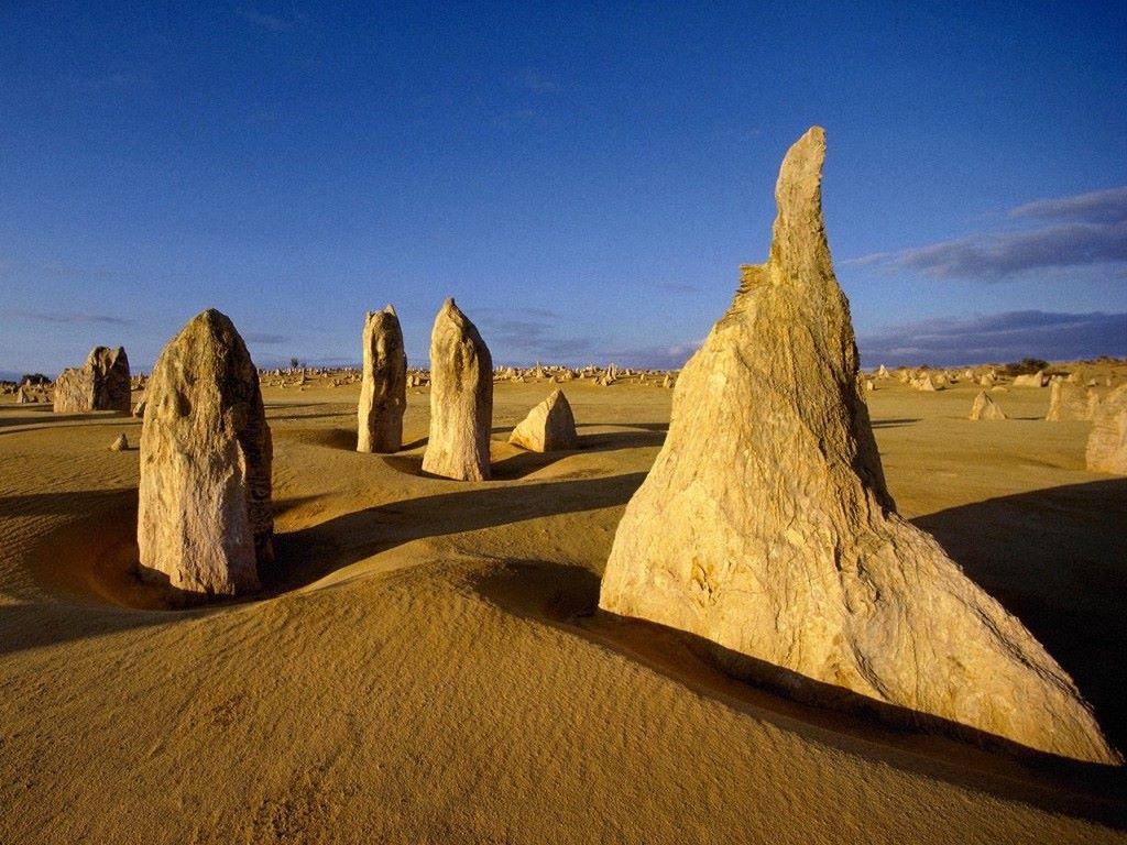 Nature Wallpaper: Australian Desert