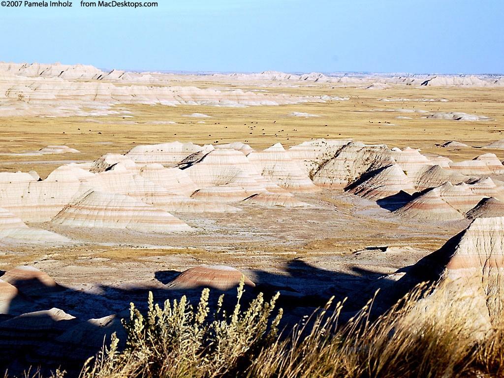 Nature Wallpaper: Badlands