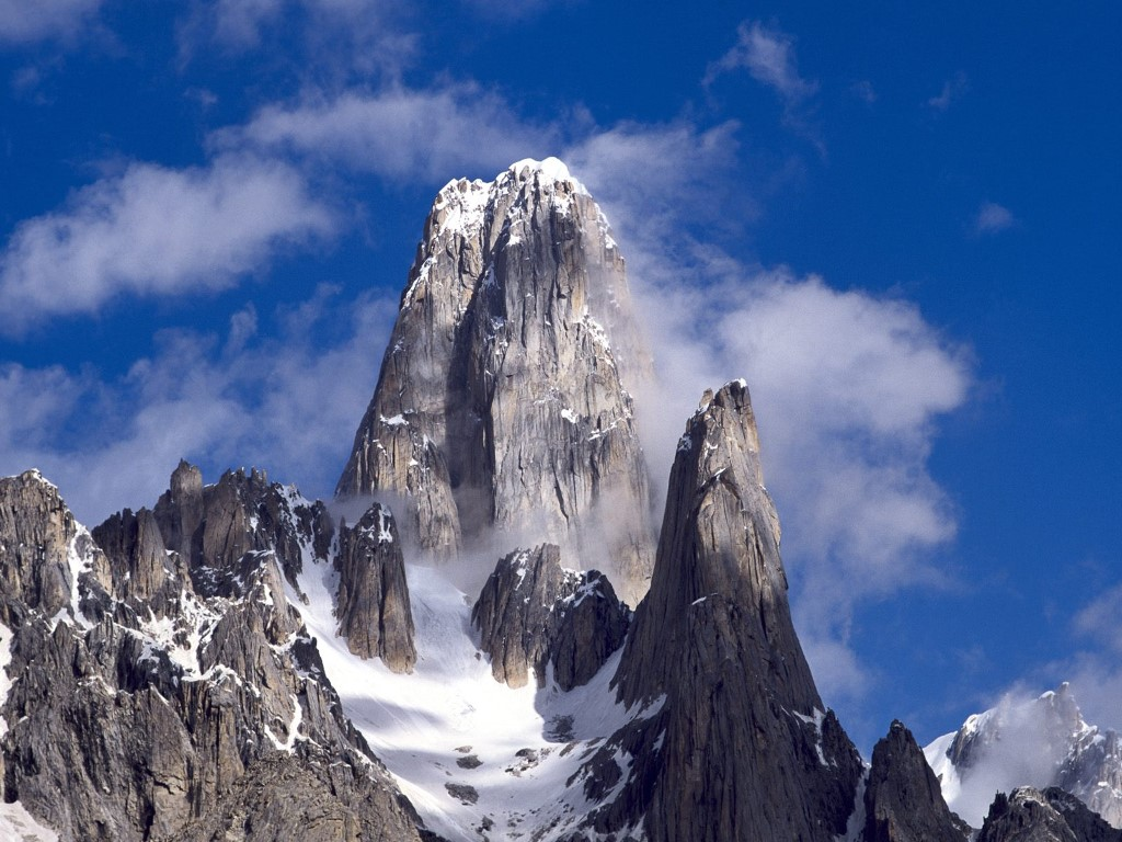 Nature Wallpaper: Baltoro Trek - Pakistan