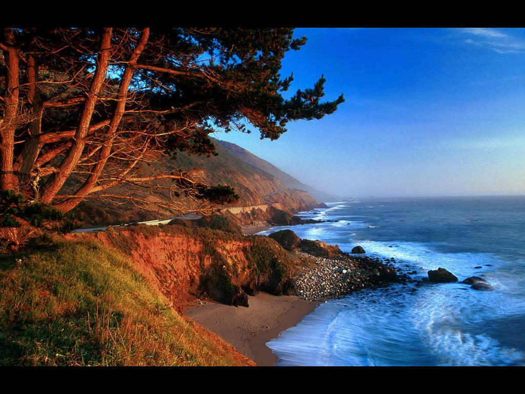 Nature Wallpaper: Big Sur