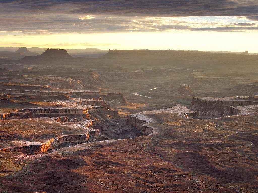 Nature Wallpaper: Canyon