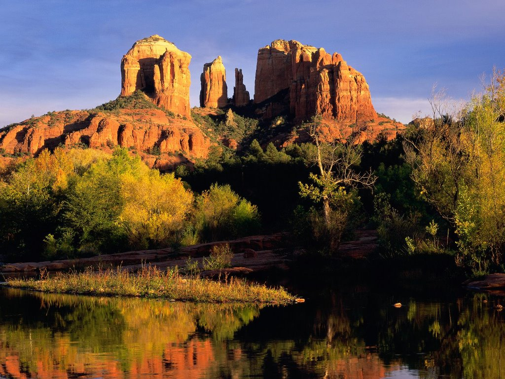 Nature Wallpaper: Cathedral Rock