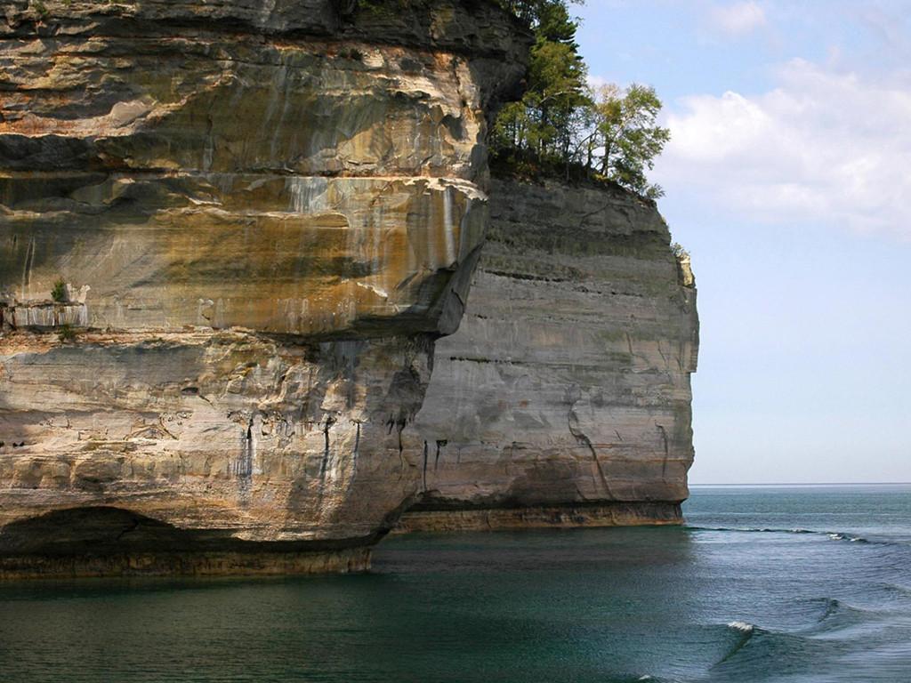 Nature Wallpaper: Coast - Rocks