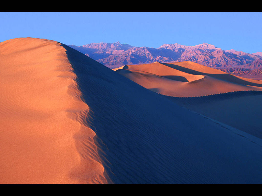 Nature Wallpaper: Death Valley