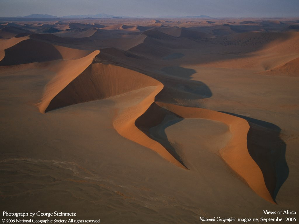 Nature Wallpaper: Dunes