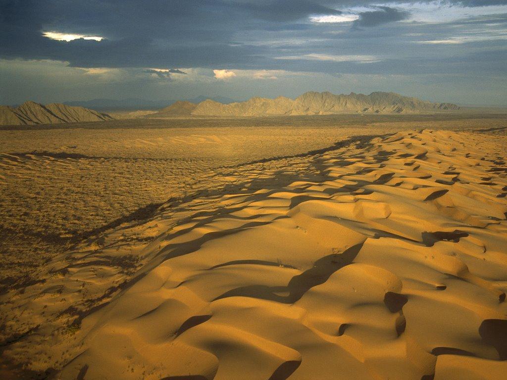 Nature Wallpaper: El Pinacate - Gran Desierto Del Altar