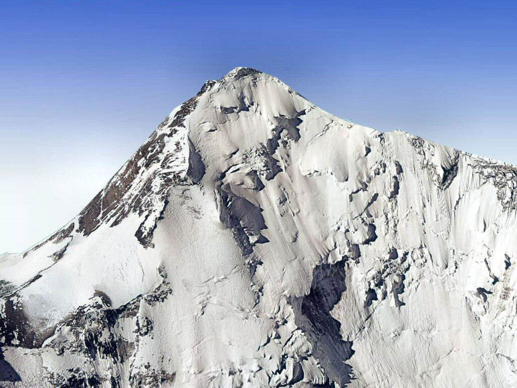 Nature Wallpaper: Everest