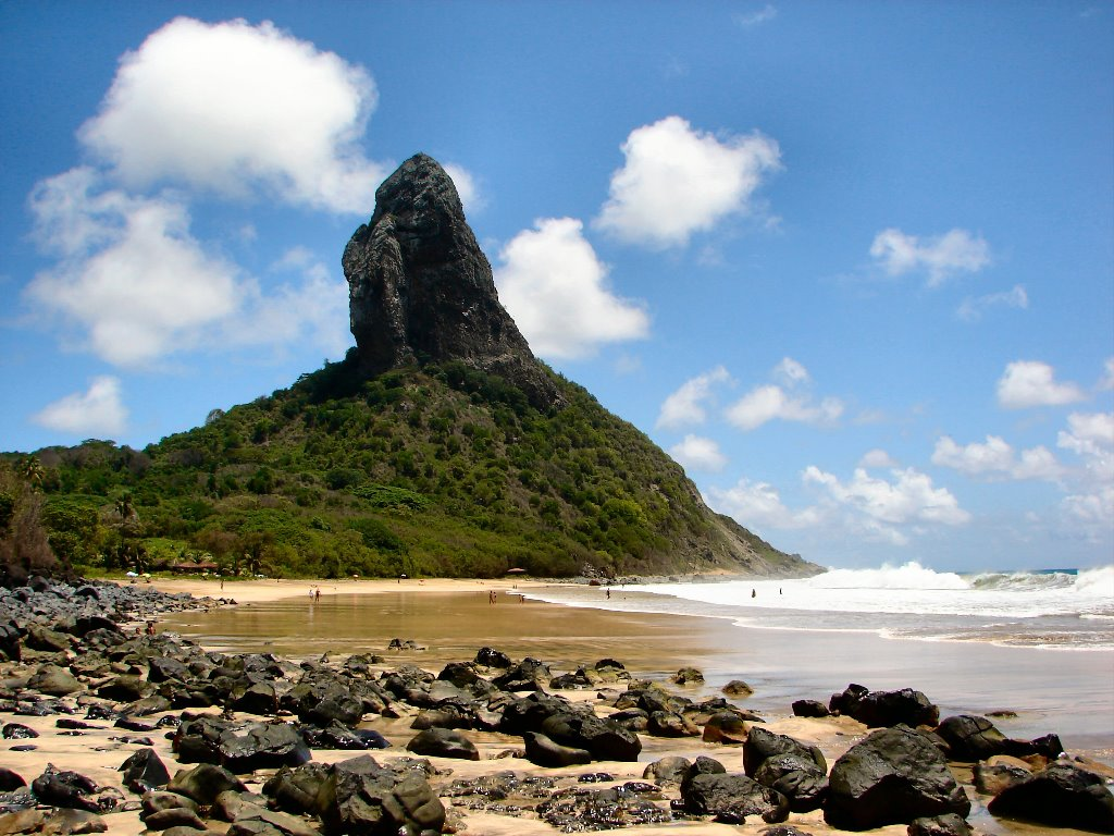 Nature Wallpaper: Fernando de Noronha - Brazil