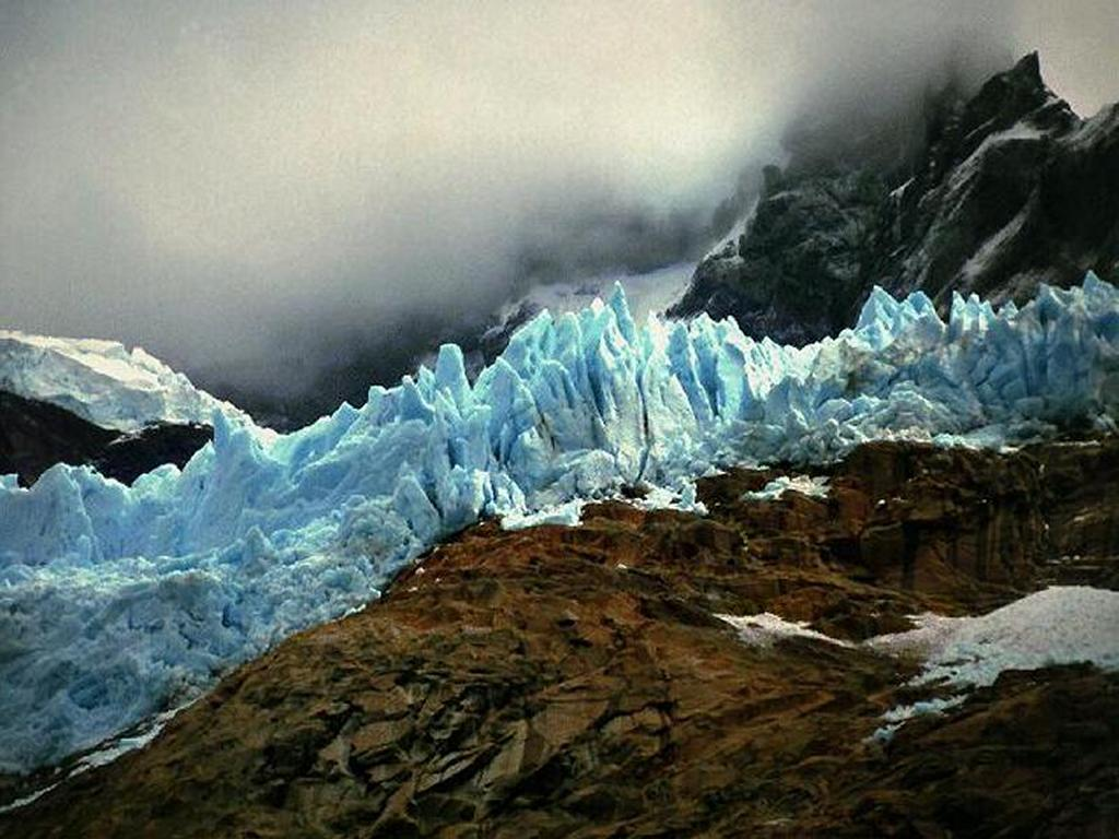 Nature Wallpaper: Glacial