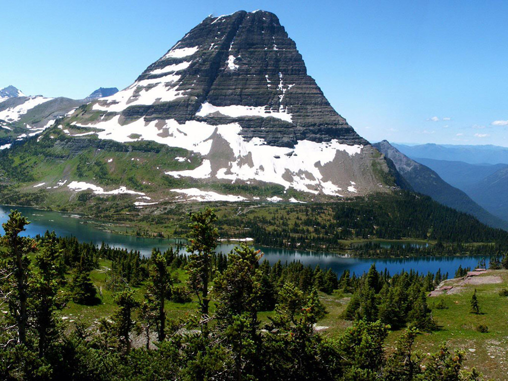 Nature Wallpaper: Glacier National Park