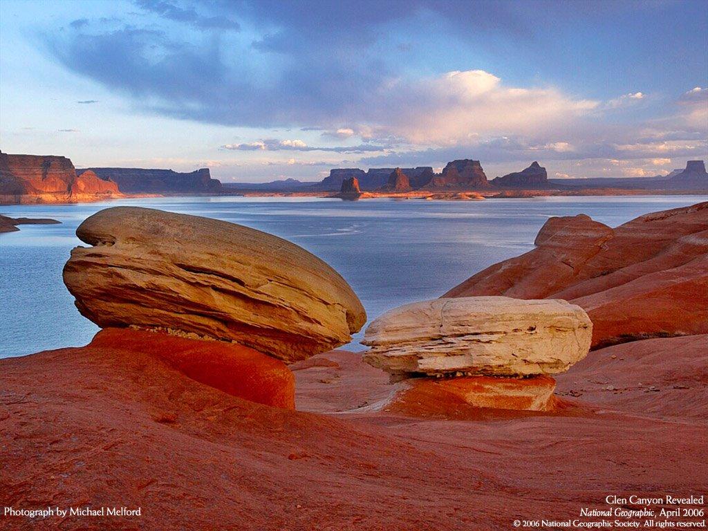 Nature Wallpaper: Glen Canyon