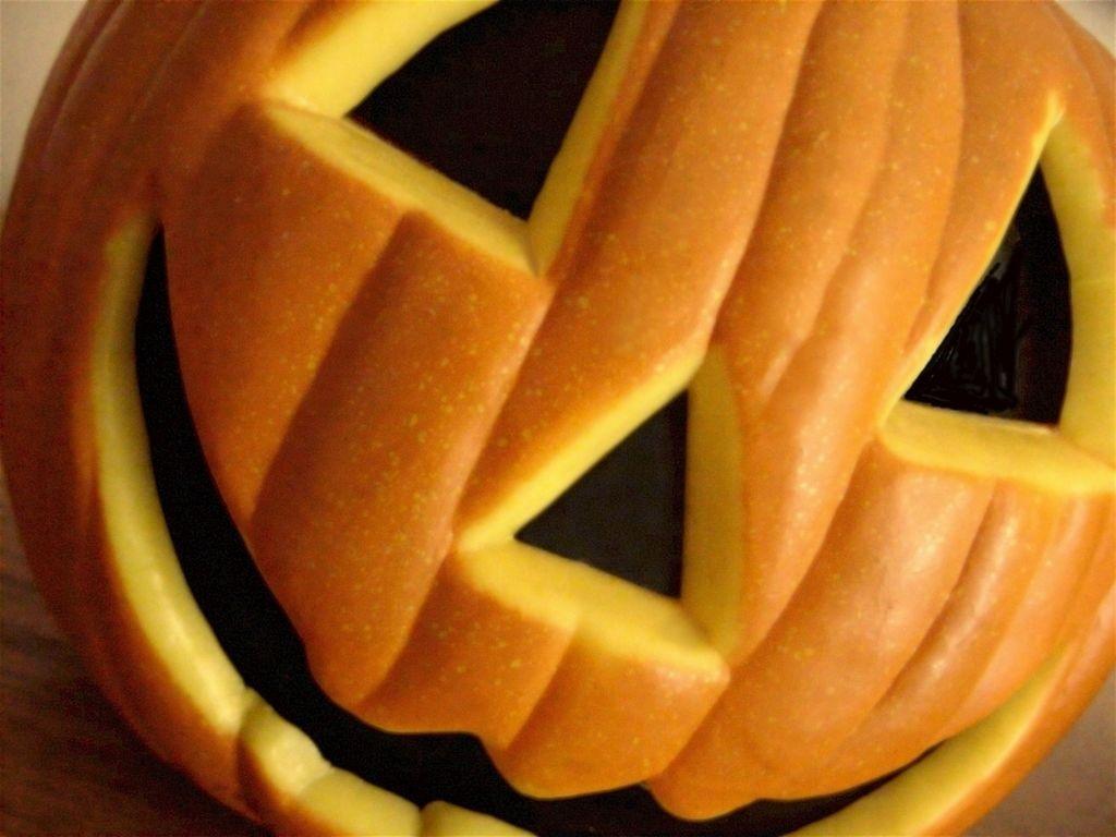 Nature Wallpaper: Halloween - Pumpkin