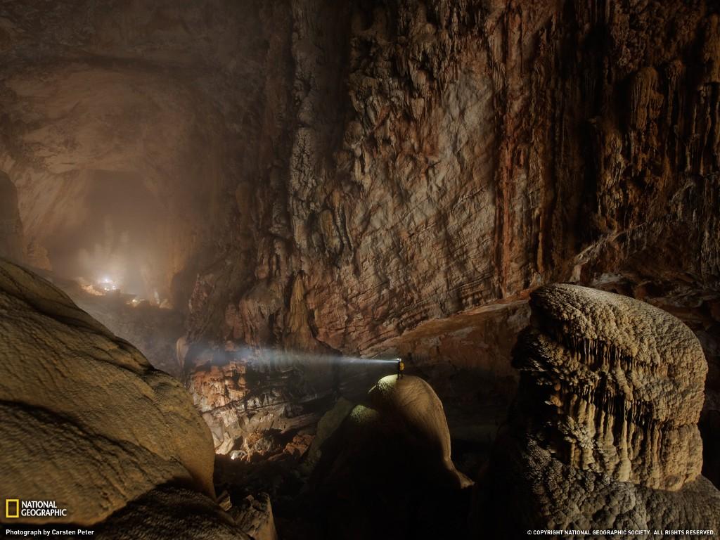 Nature Wallpaper: Hang Son Doong Cave